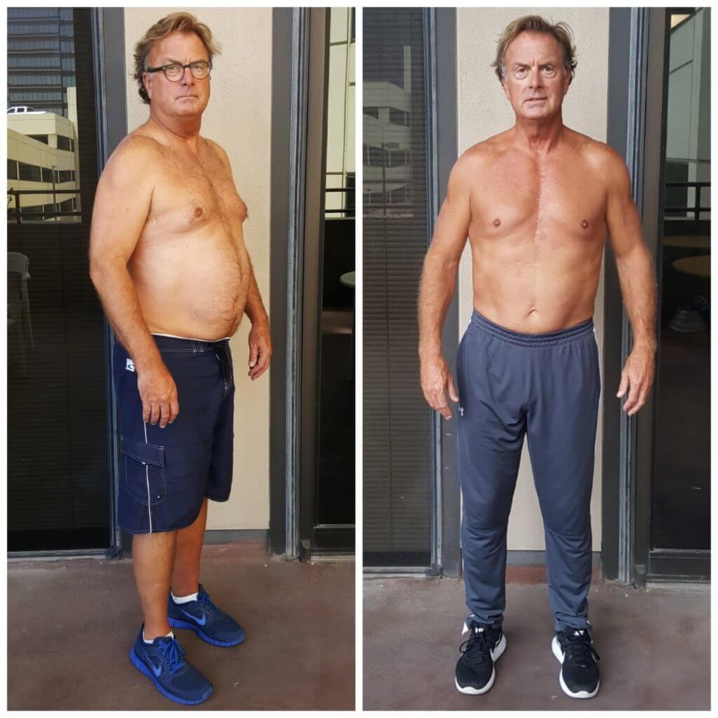 Rick weight loss coach Dallas
