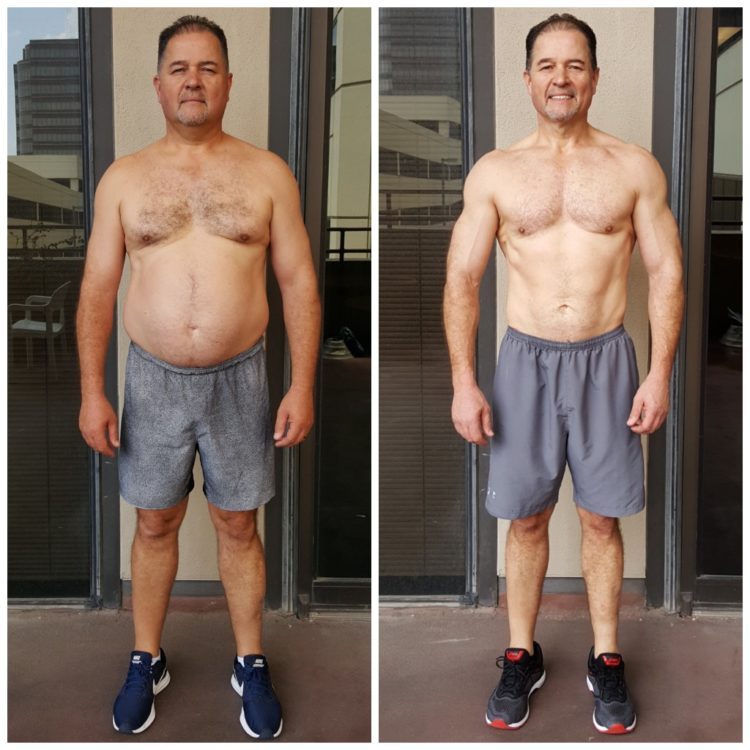 Grant Transformation at AFS Premier FItness