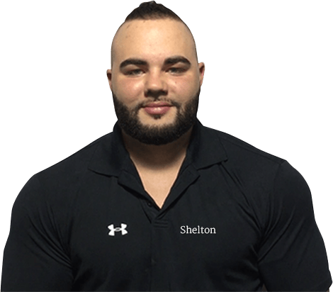 Shelton personal trainer Dallas