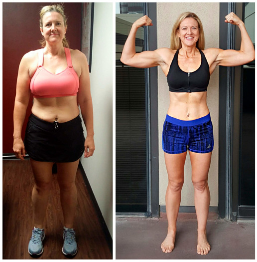 Jaime muscle toning trainer for women Dallas