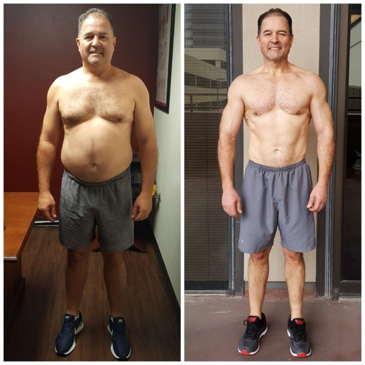 Grant fitness results at AFS Premier Fitness