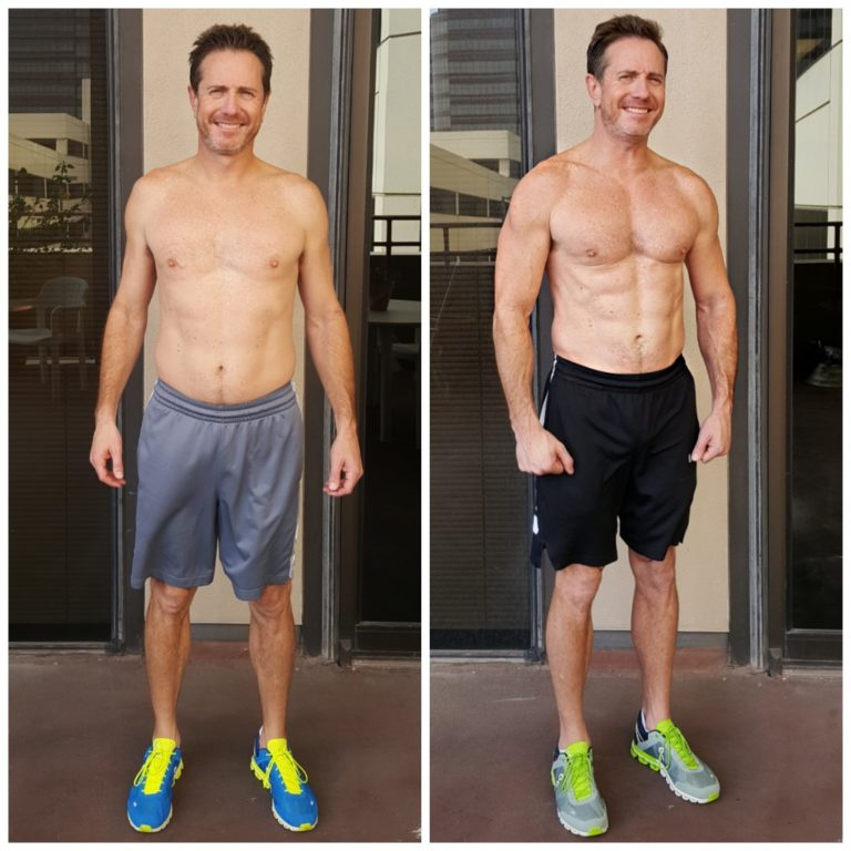 Scott Muscle building personal trainer