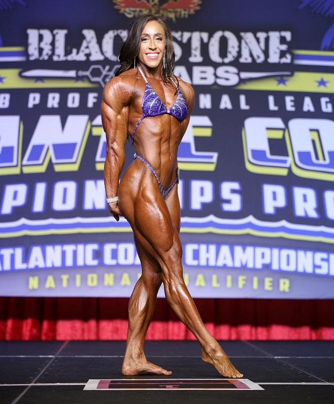 Sarah Villegas Personal Trainer Dallas