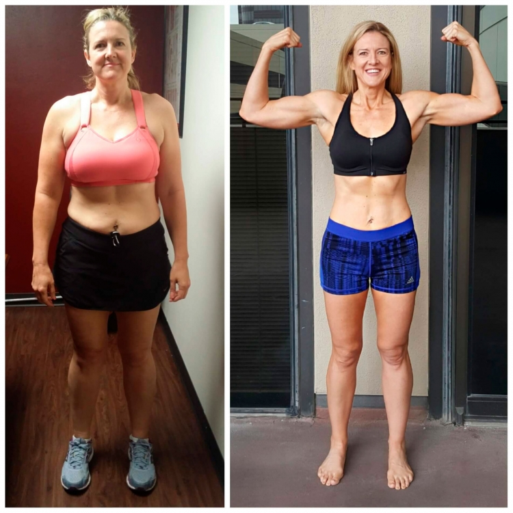 Jaime weight loss personal trainer Dallas