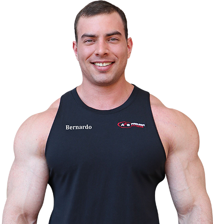 Bernardo personal trainer Dallas