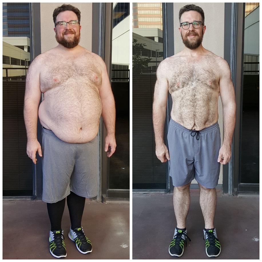Jack Dallas personal training, AFS Premier Fitness